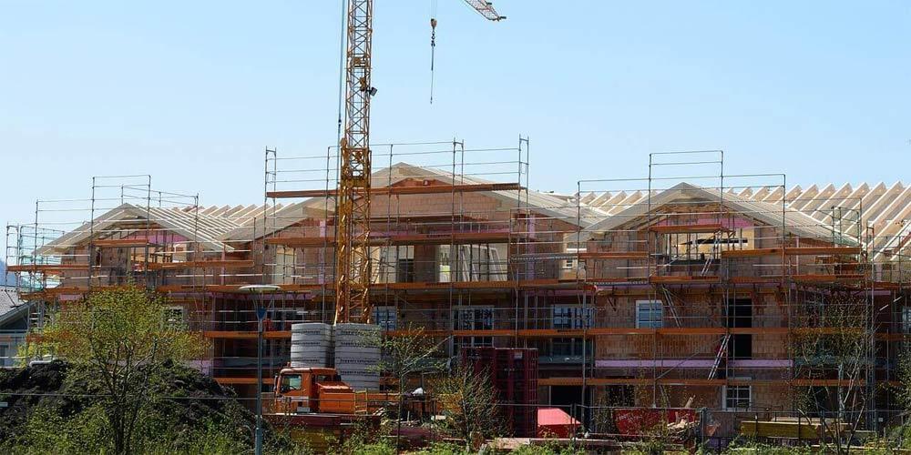 Construcción de viviendas y chalets