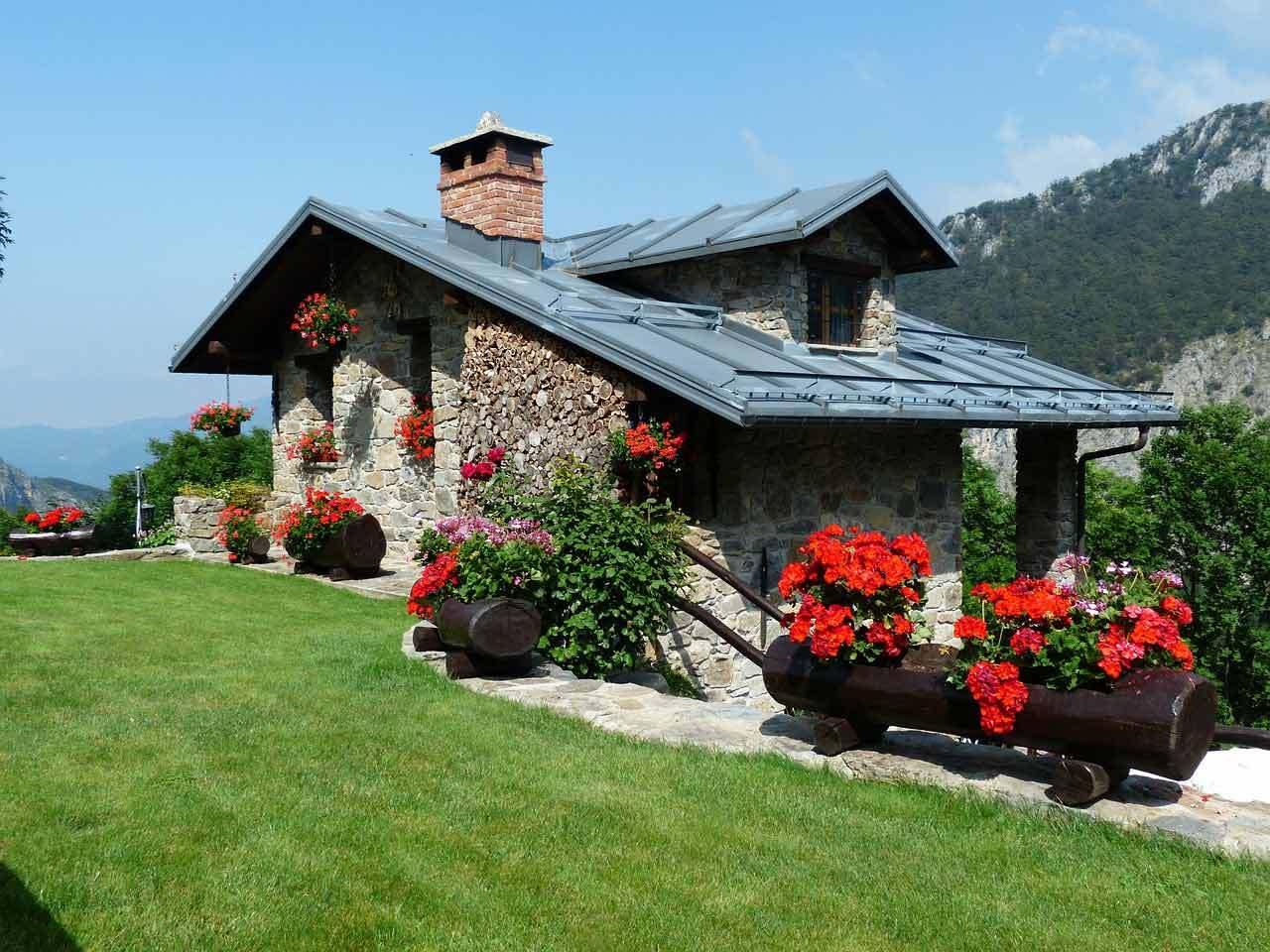 Construyeobras construimos tu casa de piedra en cantabria - Construccion casas de piedra ...