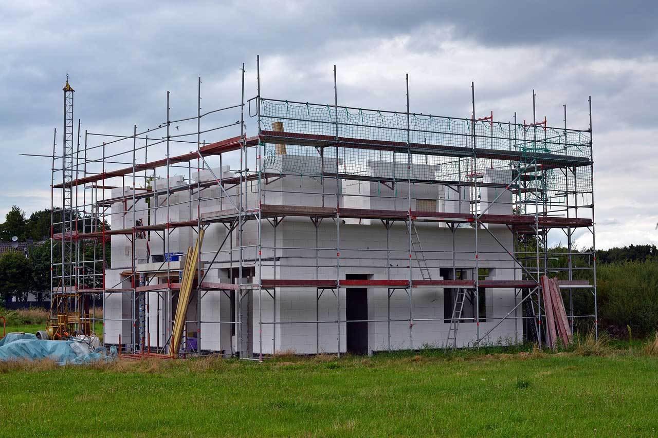 Construcción de obras privadas