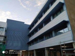 Rehabilitacion De Fachada En La Facultad De Medicina De Santander Cantabria (31) cantabria