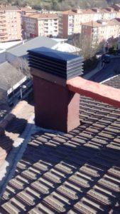 Rehabilitacion De Fachada Tejado Y Portal En Comunidad De Vecinos En Galdakao (4) cantabria